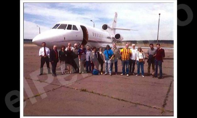 L'acusació de suborns del cas 3% inclou el vol a Berlín per veure la Champions on va viatjar Ribó