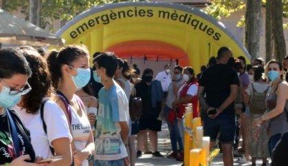 Catalunya torna a superar el miler de contagis de Covid-19 en 24 hores