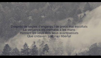 """L'esposa de Puigdemont difon un vídeo que crida a la venjança """"en defensa de l'honor i de la pàtria"""""""