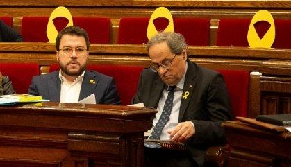 Aragonès vol que la Generalitat sigui part acusadora en el judici del cas 3%