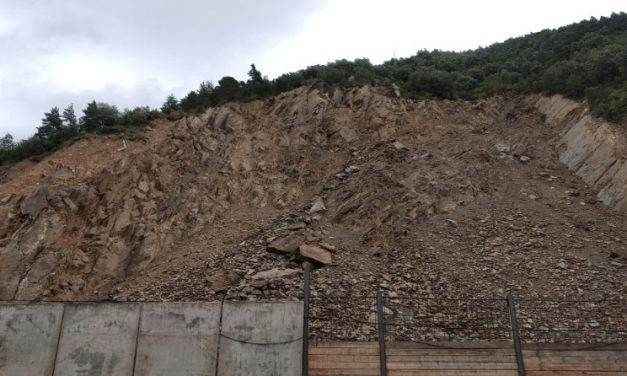 El govern responsabilitza la família Cachafeiro de l'esllavissada a la zona de la Portalada