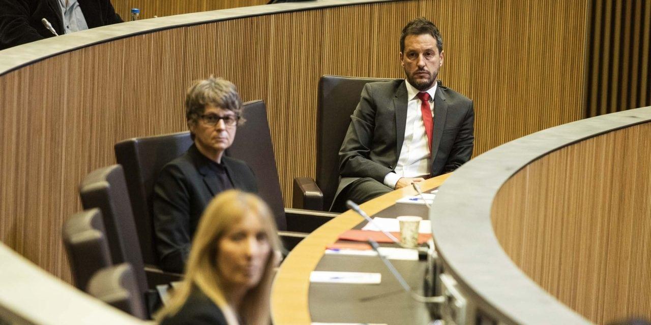 El PS formula un recurs d'empara contra la tramitació d'urgència de l'adhesió al FMI