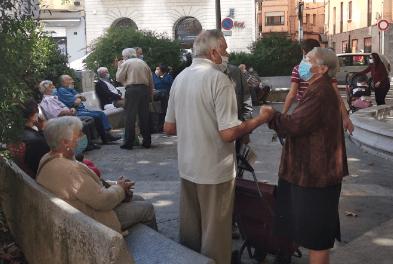 La Cerdanya i l'Alt Urgell lideren el risc de rebrot de coronavirus més alt a Catalunya