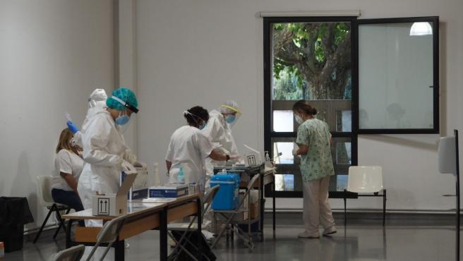 L'1,5% de les mostres de cribratge de la Seu d'Urgell donen positiu de coronavirus
