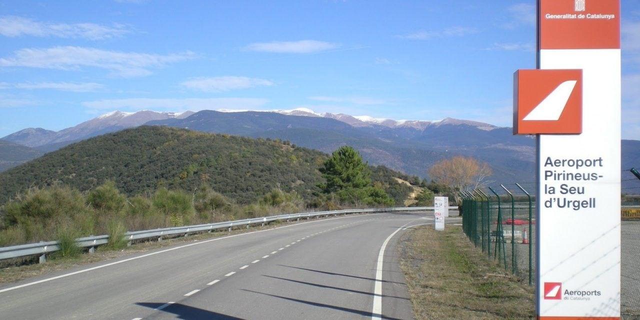 L'aeroport d'Andorra-la Seu continuarà aquest hivern sense enlairar-se a causa de la pandèmia