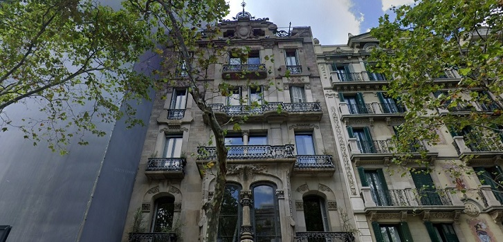 Un empresari holandès compra als Cerqueda l'edifici 'el Palauet' del Passeig de Gràcia