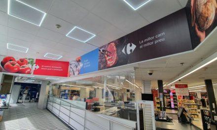 Carrefour-Andorra 2000 obrirà al públic el dimecres de la setmana vinent