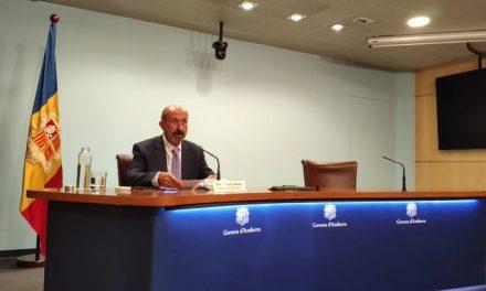 81 nous casos positius per coronavirus a Andorra i es limiten a 10 persones les reunions familiars i socials