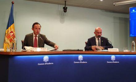 Covid: Andorra endureix les mesures davant l'elevat nombre de contagis