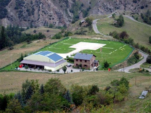 Els Consells del Sobirà i l'Alt Urgell s'enfronten pel possible trasllat del servei de l'helicòpter de Tírvia