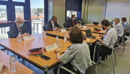 Brauli Duart, destituït com a secretari general d'Interior