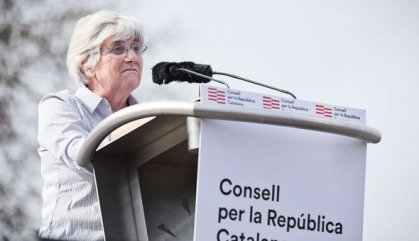 Ponsatí critica que la remodelació de govern de Torra no afectés Esquerra