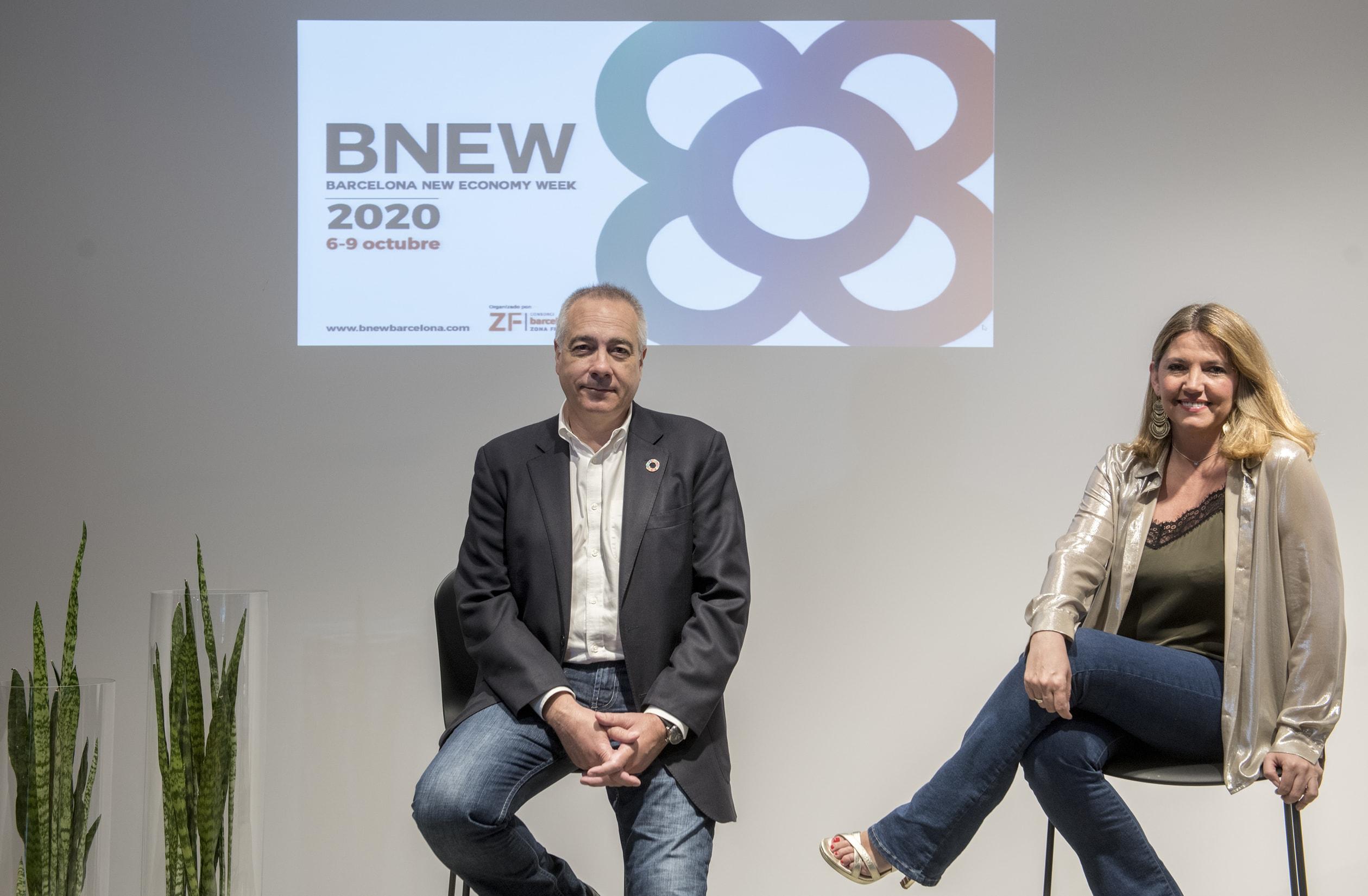 Arrenca BNEW, la primera gran cita per a la recuperació econòmica global