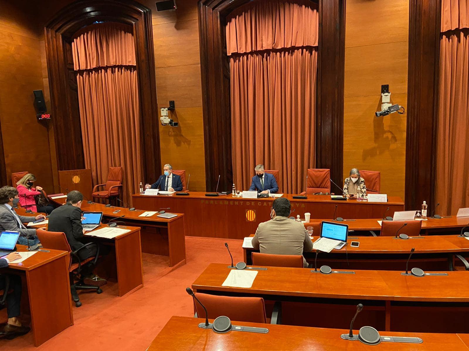 L'oposició acusa el Govern de Junts i ERC de no complir amb l'Aran i limitar-ne l'autogovern