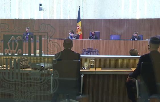 Nova 'tirada d'orelles' del Greco al Principat d'Andorra en el seu darrer informe