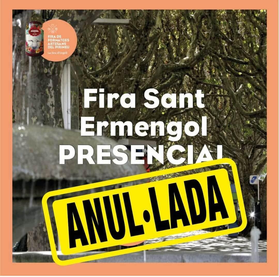 La pressió ciutadana fa que l'ajuntament de Fàbrega tiri enrere i anul·li la Fira de Sant Ermengol