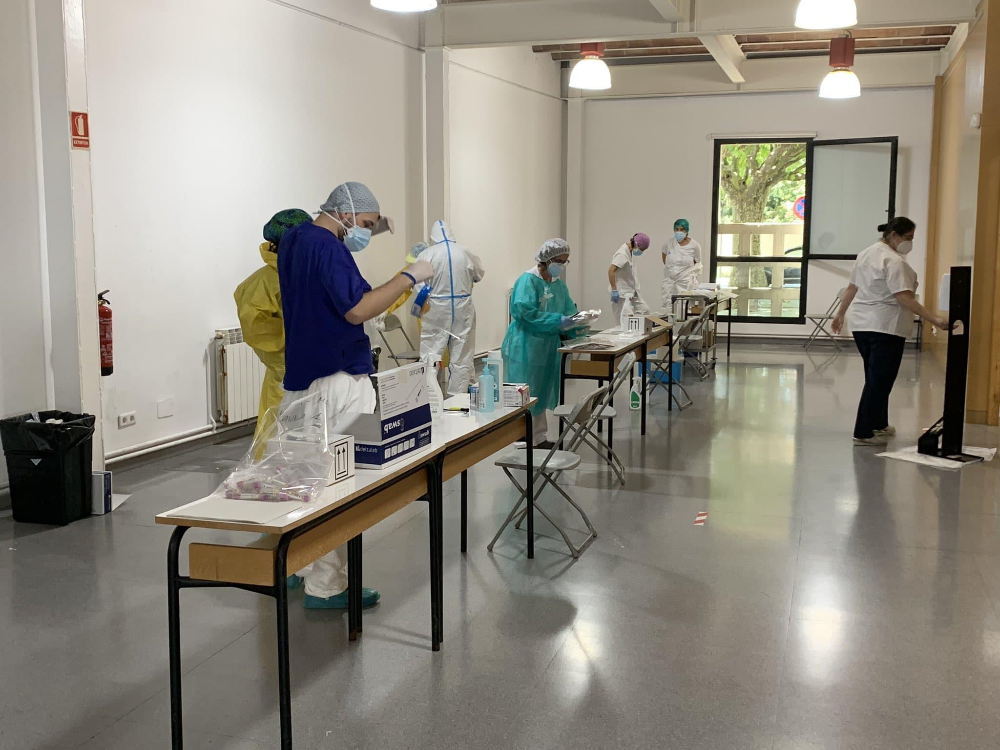 La Seu d'Urgell a un pas del tancament total per la situació descontrolada de la pandèmia