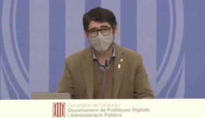 Ressò negatiu de l'Agència Espacial de Catalunya a 'The Guardian'