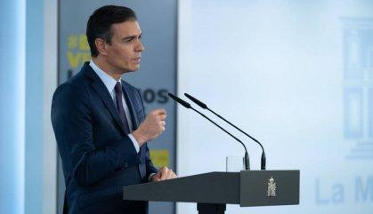 El govern de Sánchez aprova l'estat d'alarma, que es pot allargar mig any