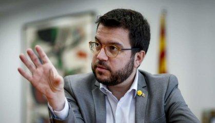 Aragonès aposta per ajornar la taula de diàleg fins després de les eleccions