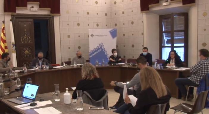 L'alcalde de la Seu 'silencia' el darrer ple municipal celebrat aquesta setmana