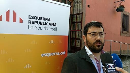 Francesc Viaplana, apartat de les llistes d'ERC a les pròximes eleccions al Parlament