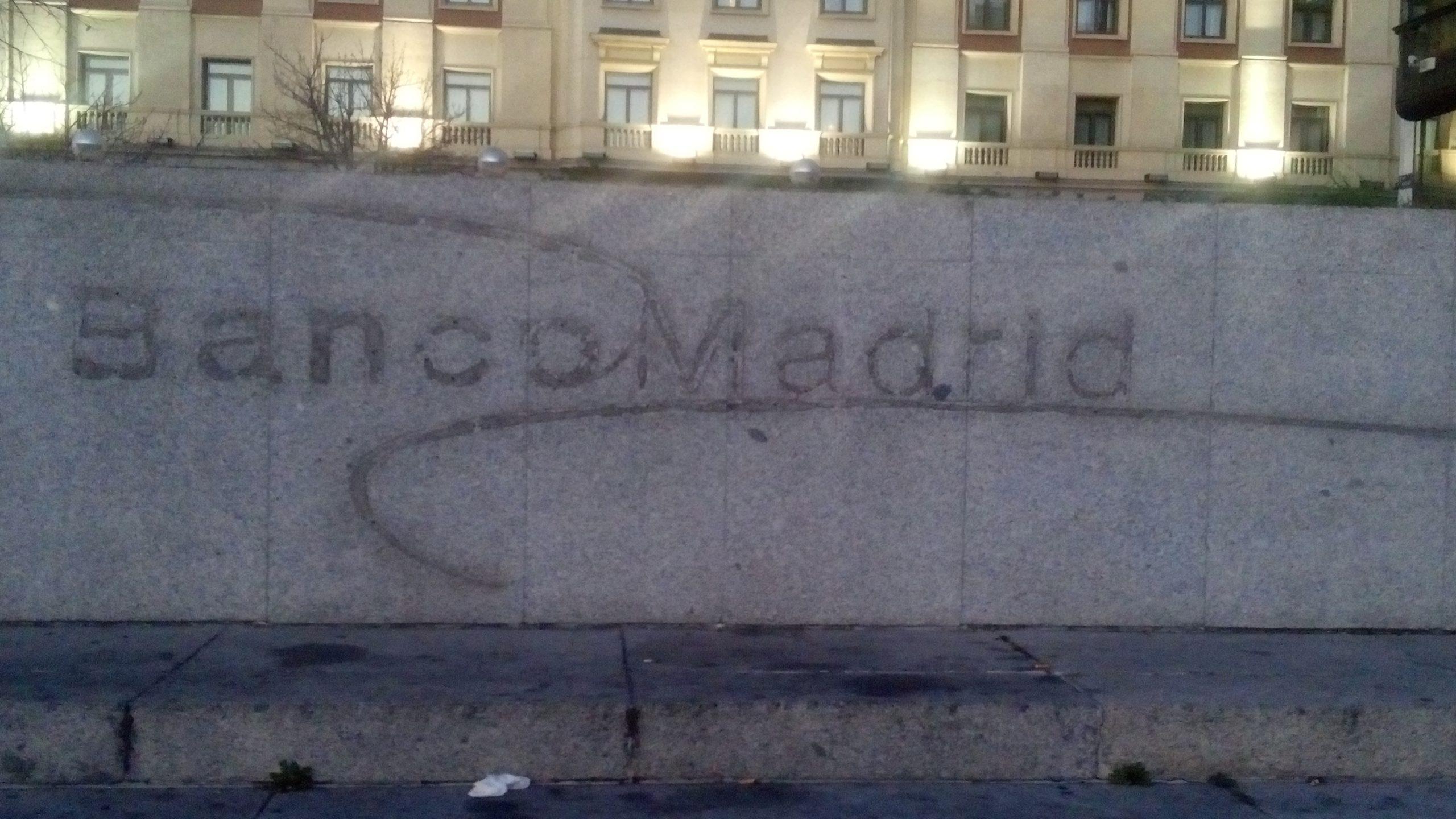 Els Cierco reclamen 250 milions al Banc d'Espanya per la liquidació de Banco Madrid