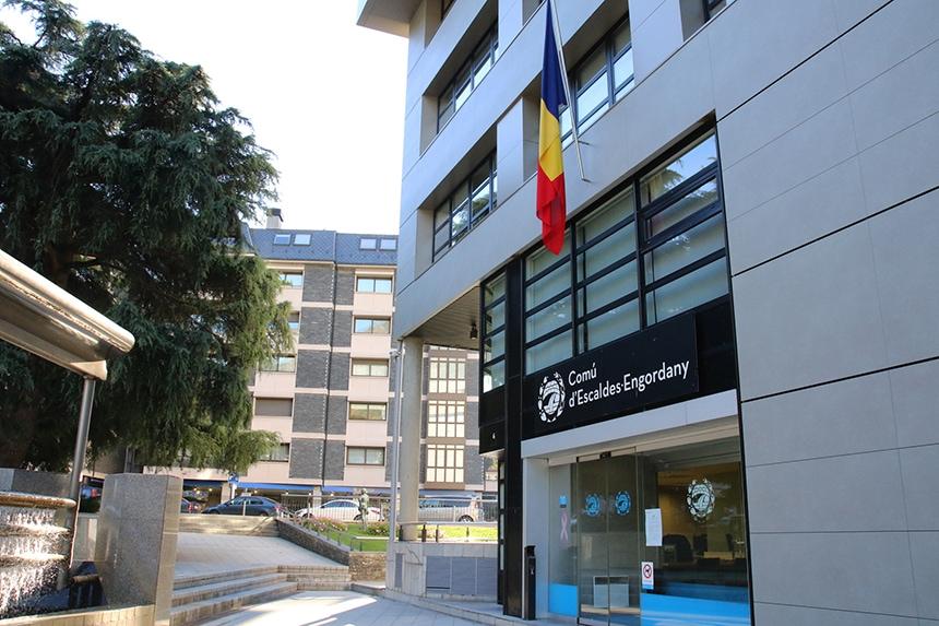 25 peticions d'ajuda social rebudes en una setmana pel comú d'Escaldes-Engordany