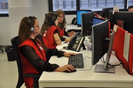 La Creu Roja atén més dones i nens per violència de gènere durant la pandèmia