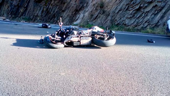 Un motorista ha mort en accident a la carretera C-13, a Llavorsí al Pallars Sobirà