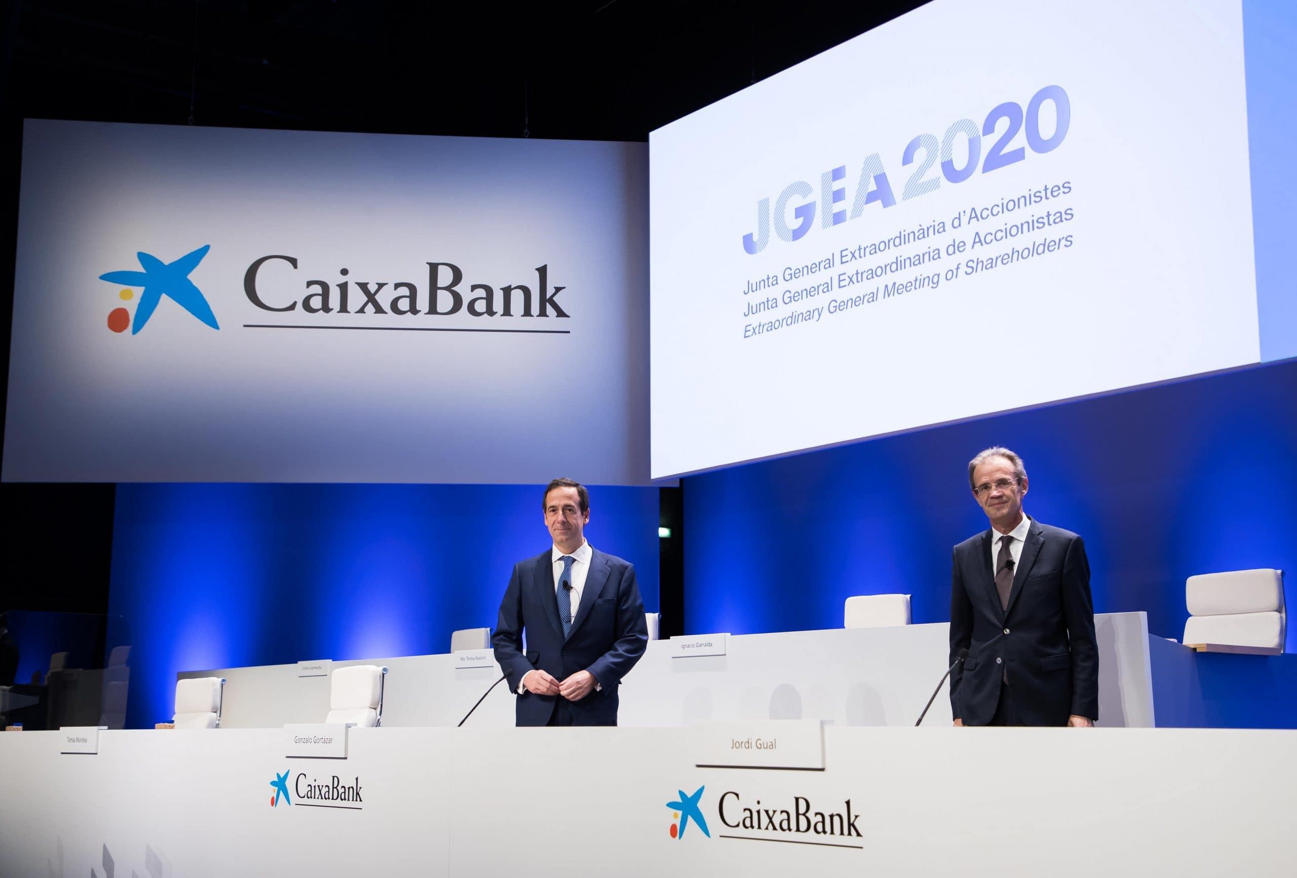 Els accionistes de CaixaBank aproven la fusió amb Bankia per crear una entitat més forta i més solvent