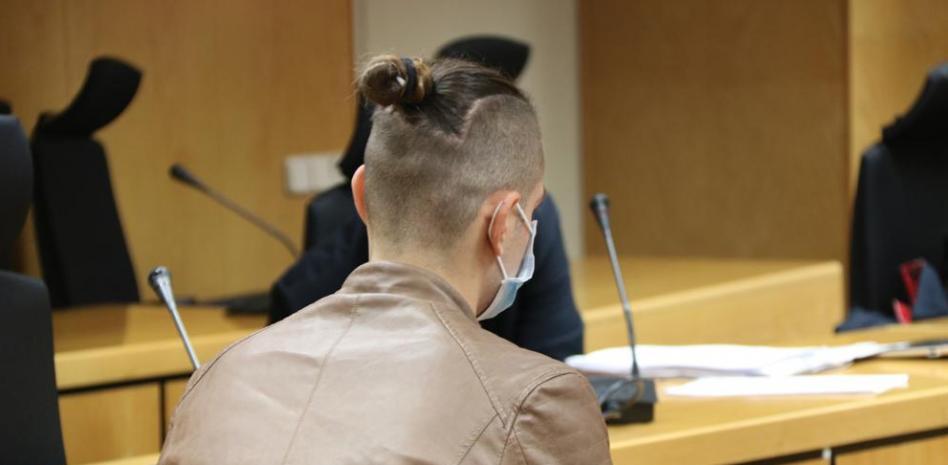 Quatre anys i mig de presó per a Dani Gallardo per les protestes de la sentència de l'1-O a Madrid