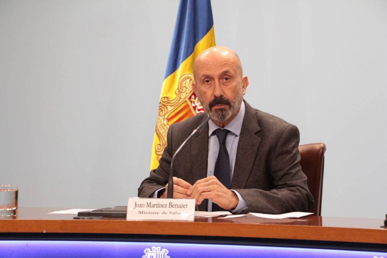"""Andorra tanca el seu """"annus horribilis"""" com el país del planeta més infectat per la covid-19"""