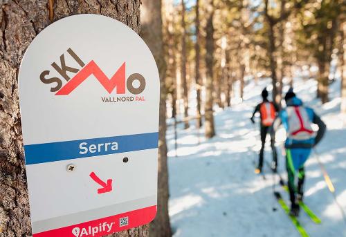 Andorra cobrarà per fer esquí de muntanya dins les pistes d'alpí