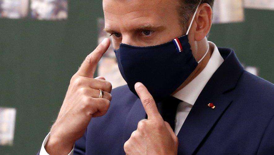 El Copríncep francès d'Andorra, Emmanuel Macron, dóna positiu en covid-19
