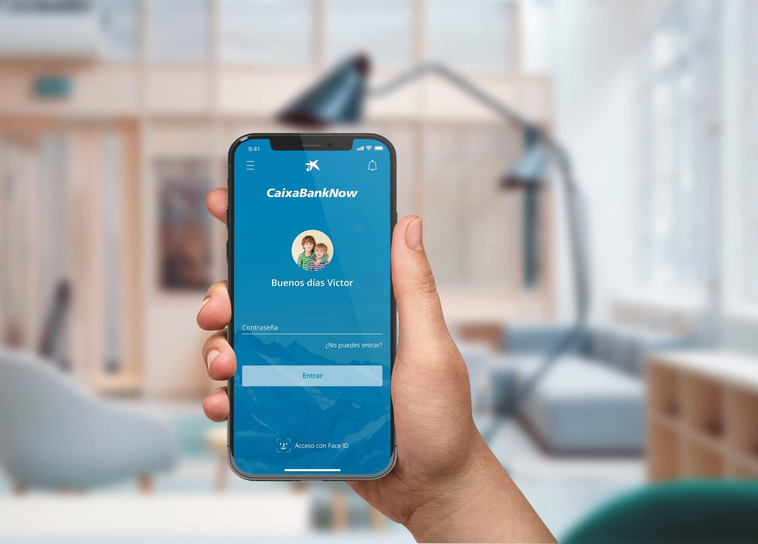 CaixaBank reforça el seu lideratge en banca digital i aconsegueix el 32,8% de quota en l'ús de canals web i mòbil