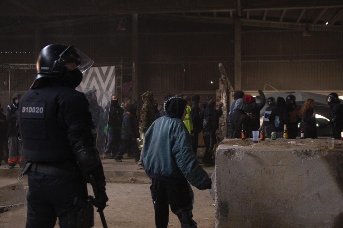 Tres andorrans, denunciats pels Mossos a la 'rave' de Llinars del Vallès
