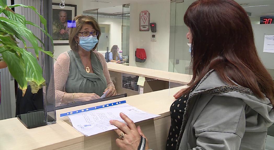 """1.160 persones sense feina al Principat d'Andorra amb una situació econòmica """"preocupant"""""""