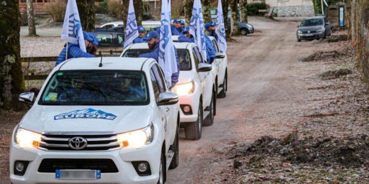 Denuncien que un grup francès d'extrema dreta fa «patrulles antimigrants» prop d'Aran