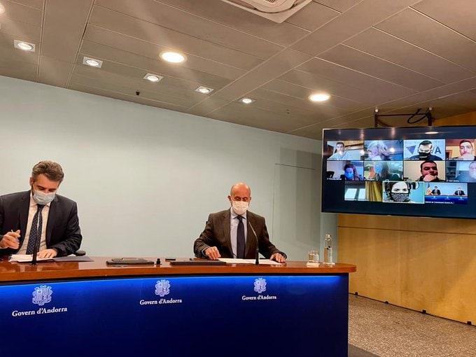 Augmenta el nombre d'hospitalitzats i el de positius nous, més d'un centenar, a Andorra