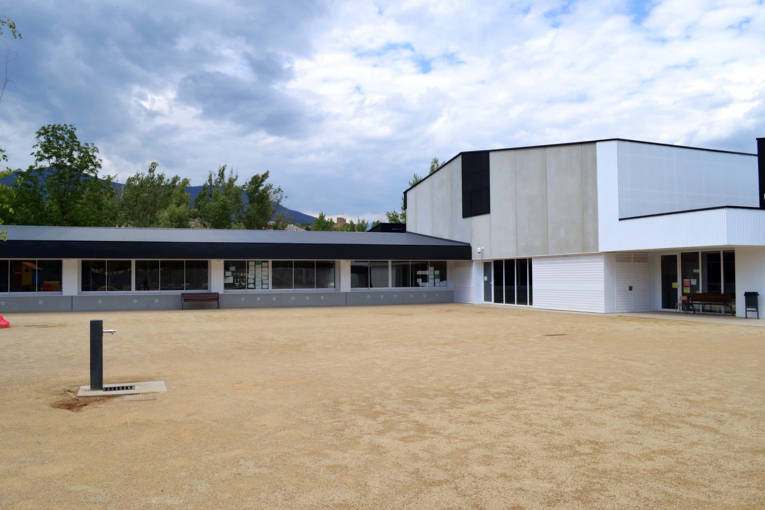 Noves aules escolars confinades a la Seu d'Urgell, ara a l'institut La Valira i La Salle