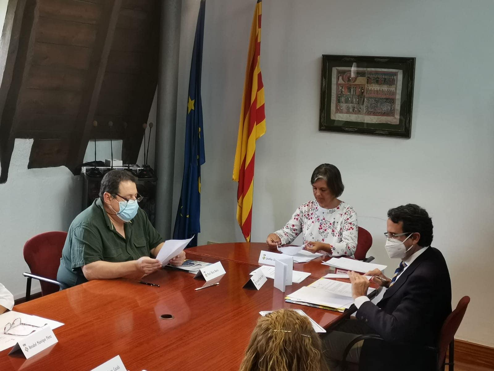 JuntsxCat i ERC volen 'col·locar' un arquitecte  al Consell de l'Alt Urgell, esquivant el concurs