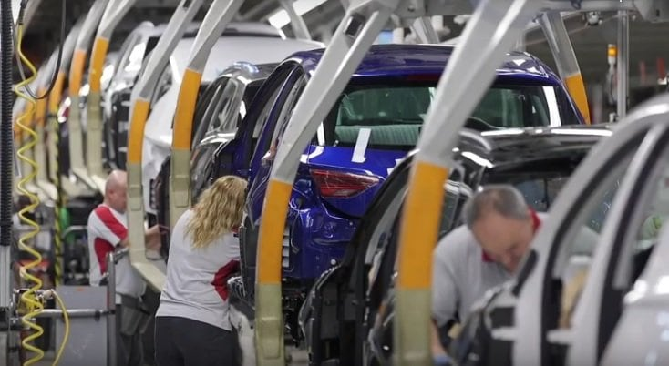 SEAT planteja tancaments col·lectius que poden afectar 11.800 treballadors