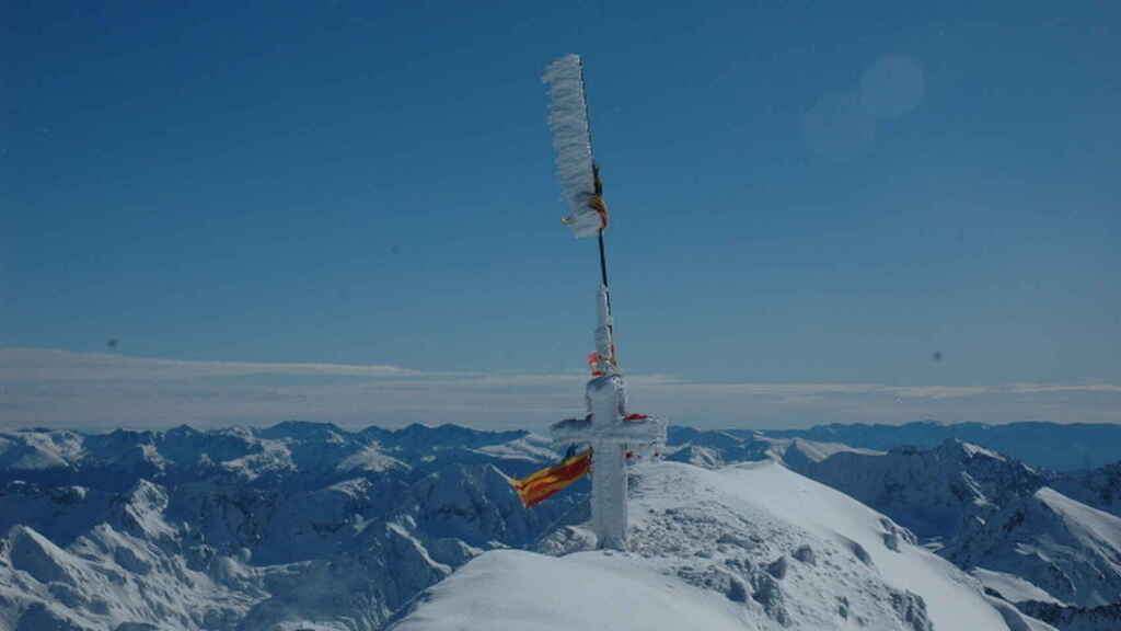 El Pallars Sobirà registra la temperatura més baixa des del 1956 a Catalunya