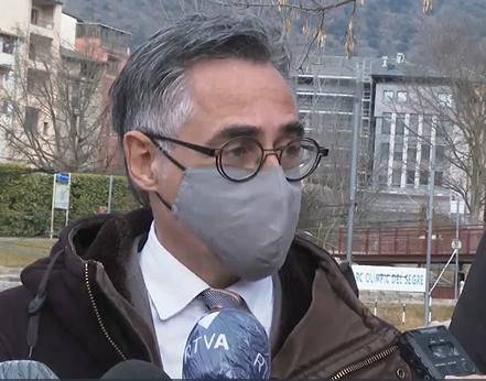 En plena pandèmia, Tremosa es reitera partidari d'alleugerir les mesures per afavorir el turisme de neu