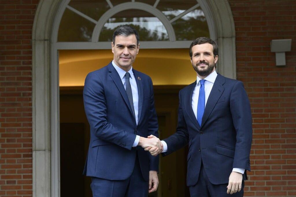 La Moncloa nega que hagi tancat un acord sobre el CGPJ amb el PP