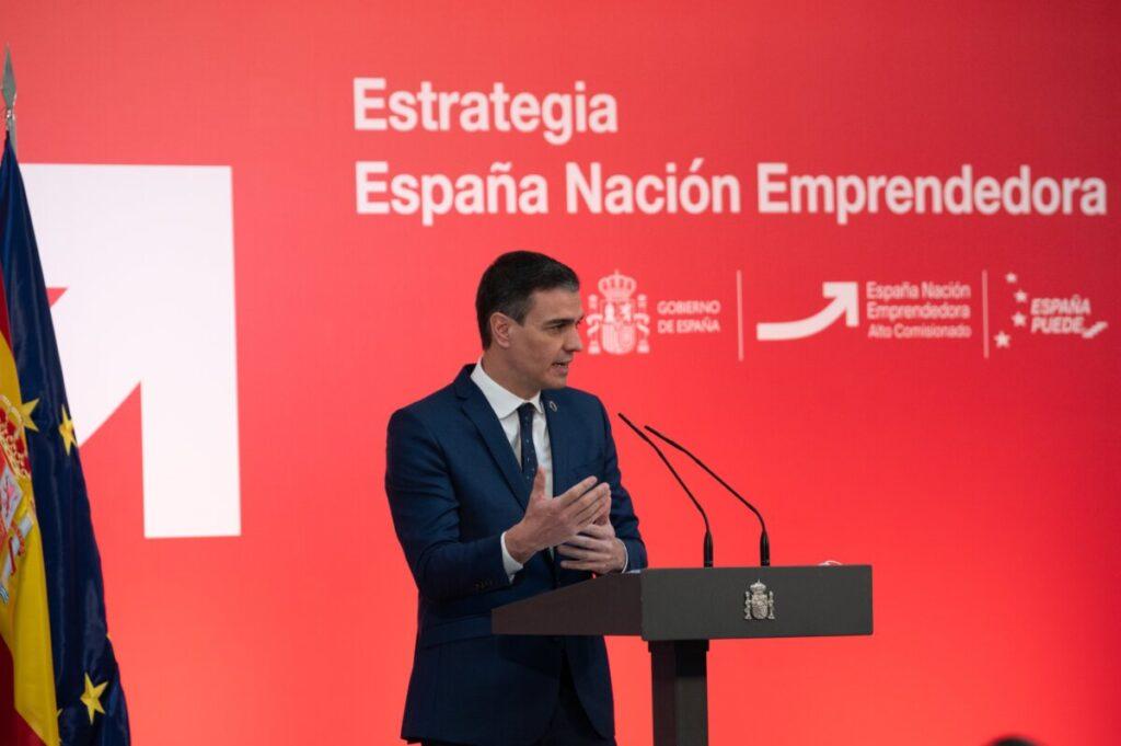 Sánchez es compromet a garantir la seguretat ciutadana i a millorar la llibertat d'expressió