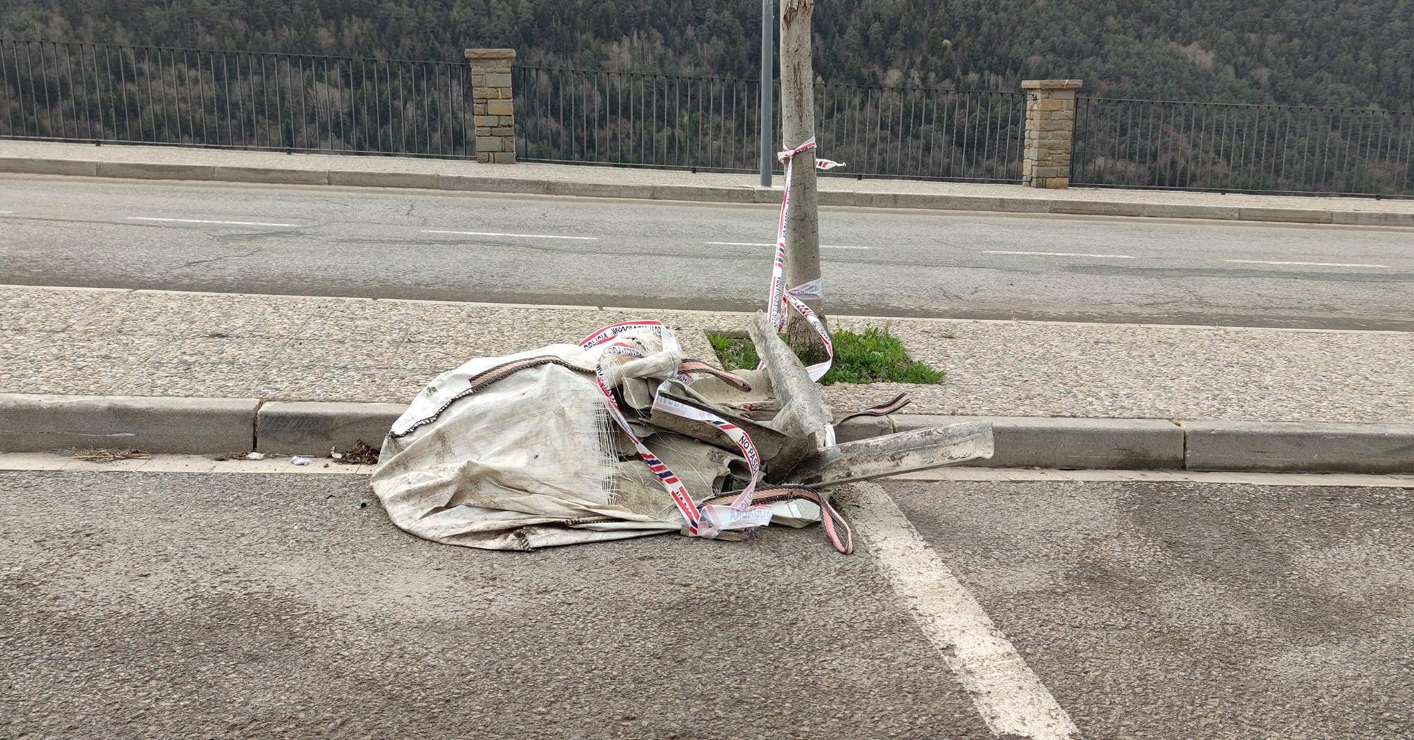 Denuncien abocaments de fibrociment tòxic en quatre municipis de la Val d'Aran